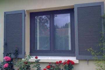 Fenêtre en PVC sur mesure